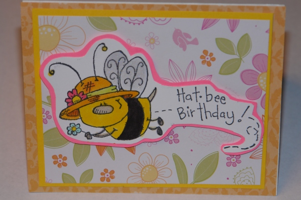 Have a Hat-bee Birthday!