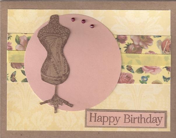 Elaine's Birthday Card