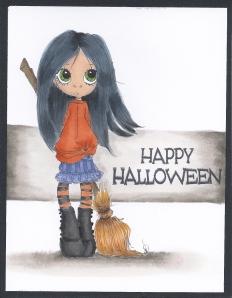 Jackie-Halloween