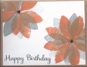 Marty's Birthday Card